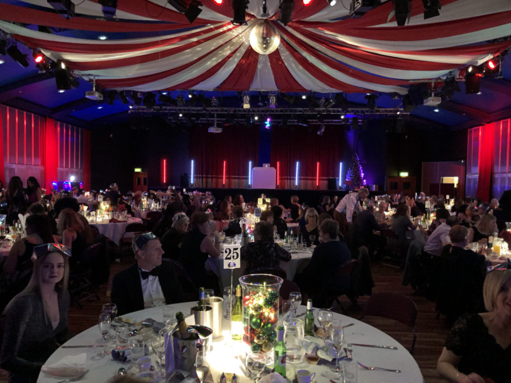 Circus Themed Event, HG Wells Conference Centre, Surrey