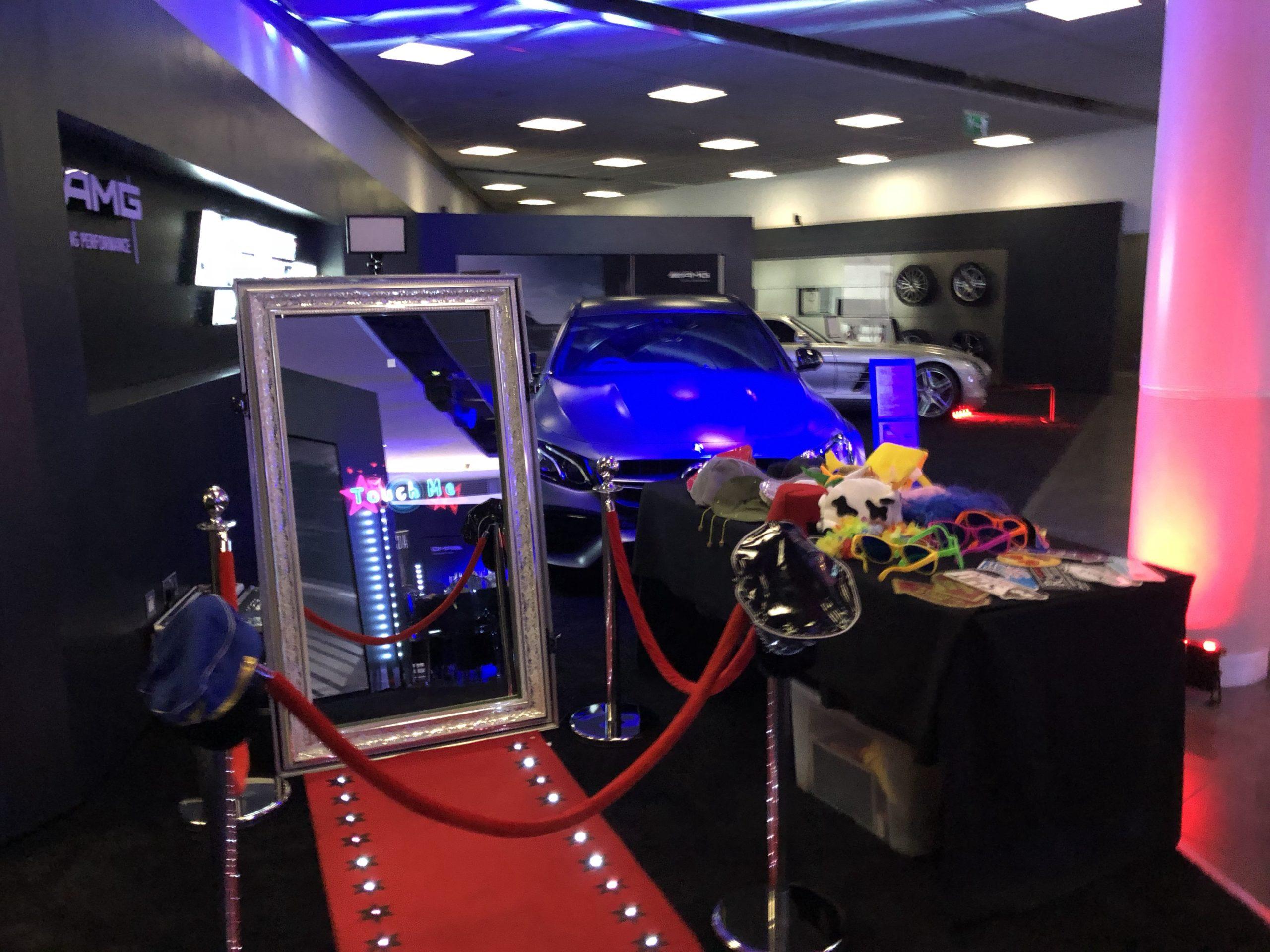 Product Launch, Mercedes Benz World, Weybridge, Surrey